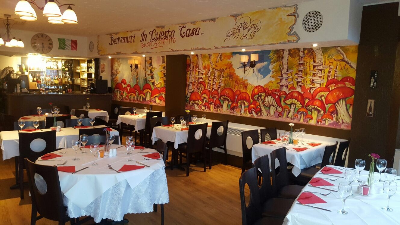 Italian Restaurant in Prime West London location (Zone4)