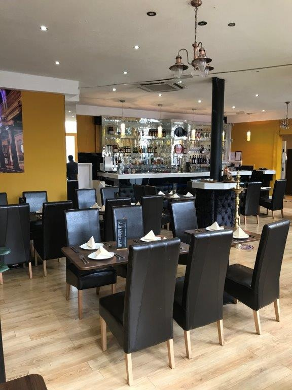 High End South Indian Restaurant, Prime City Centre Location