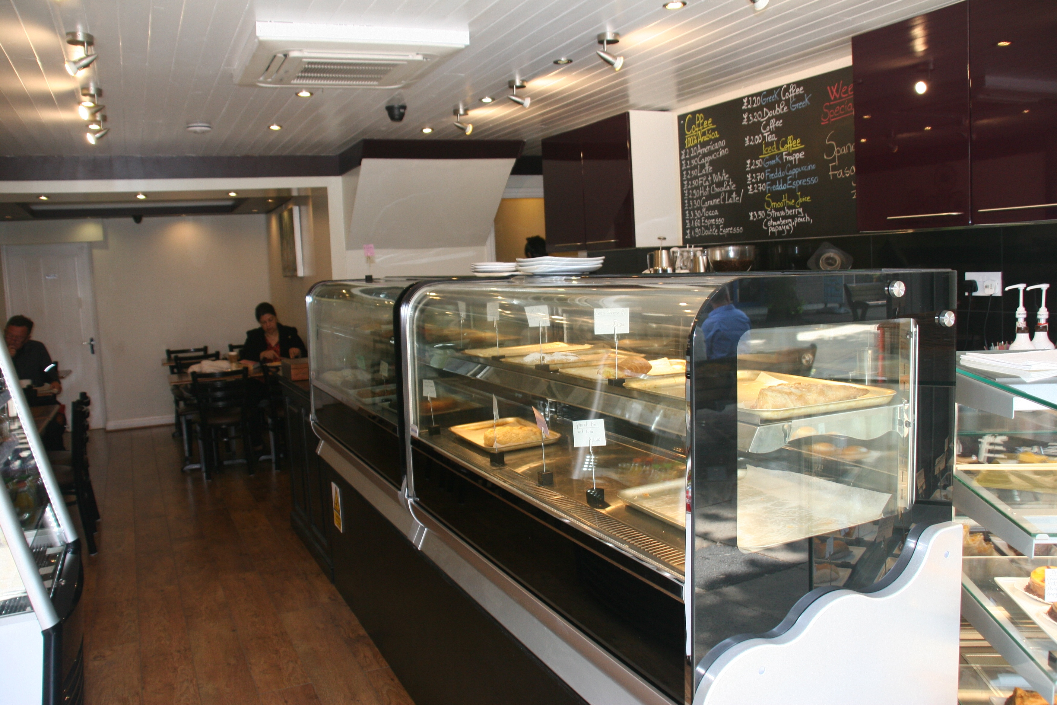A Popular and Profitable Patisserie in South Manchester