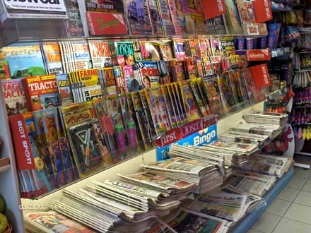 Well-Established and Busy Newsagents in Kent