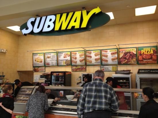 SUBWAY North London zone 2 for SALE
