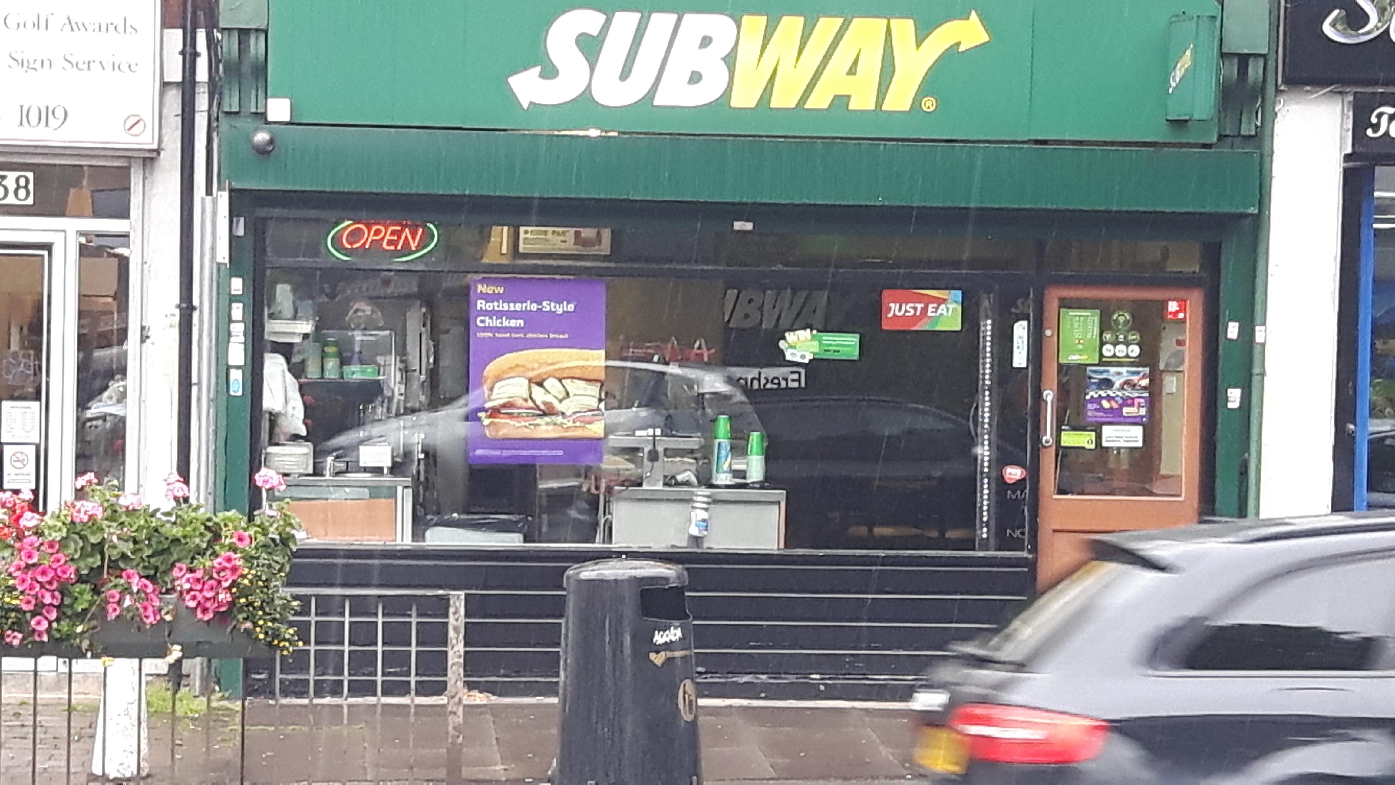 Premier Halal Subway Store In Prime, Vibrant, Birmingham Location