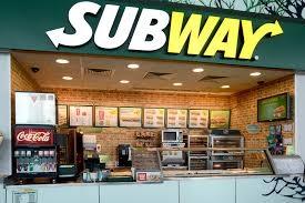 Flagship Subway Store in Stratford upon Avon