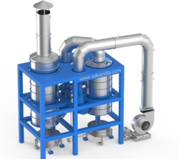 Supplier of industrial air pollution control equipment