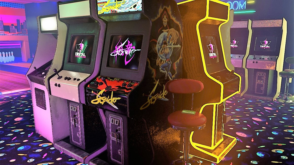 High Profit, Manufacturer and Retailer of Retro Arcade Games