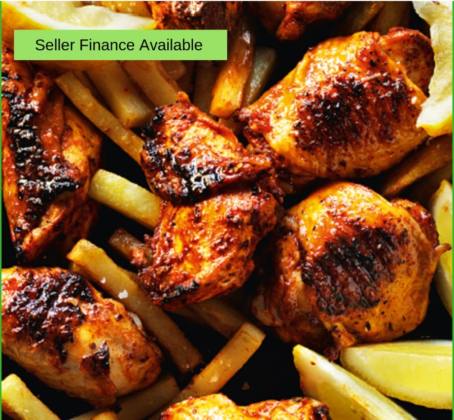 Peri Peri Chicken and Indian Food Cafe and Fast Food Outlet (Halal) - SW London
