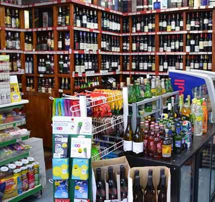 Established Wine and Off Licence in Beckenham