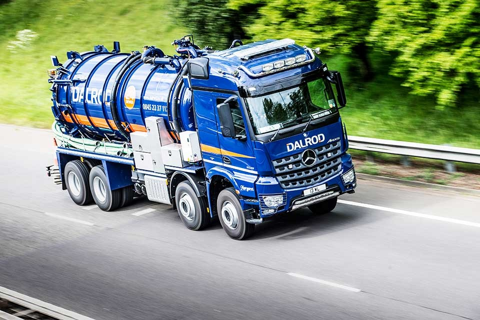 Dalrod drainage solutions - Essex