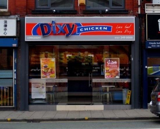 Established High Profit Dixy Chicken Outlet in West Midlands
