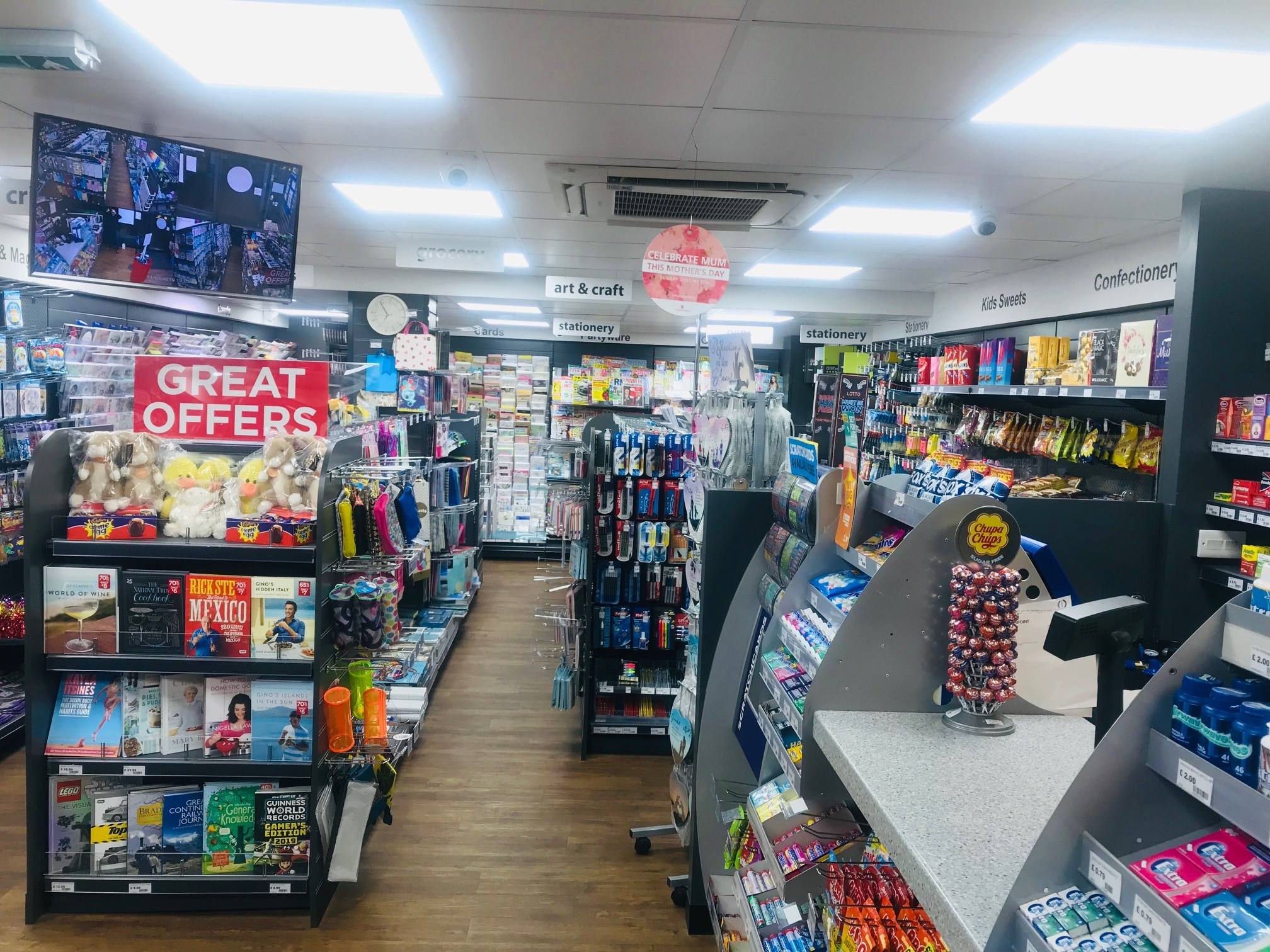 Whsmiths stationery, Post office & Newsagents shop for sale in Surrey