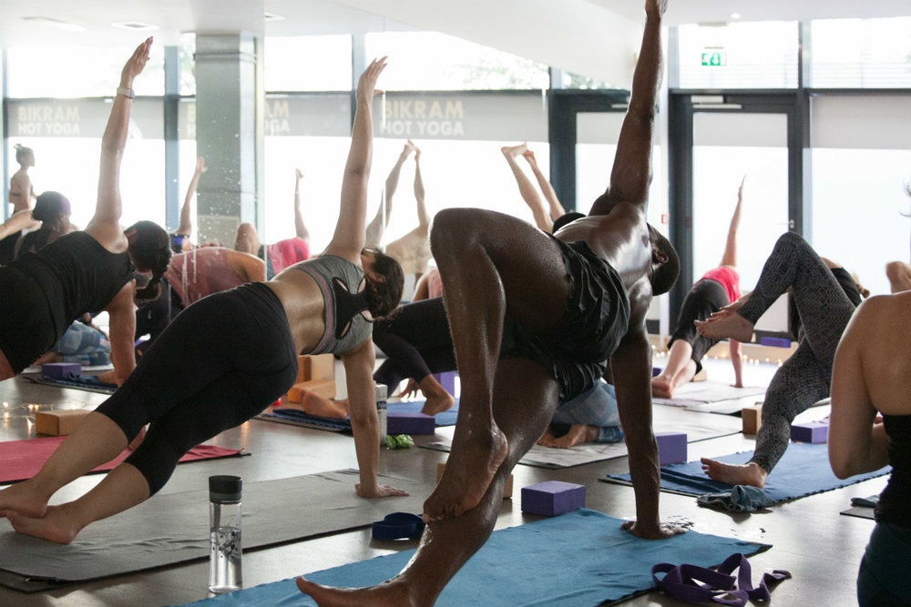 EXCEPTIONALLY  PROFITABLE Bi TOP TEN YOGA CENTRE LONDON