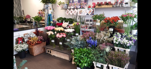 Established florist shop, affluent high street in Putney