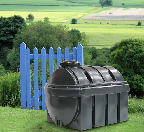 Highly Profitable Supplier of Oil Storage Tanks - Domestic and Commercial