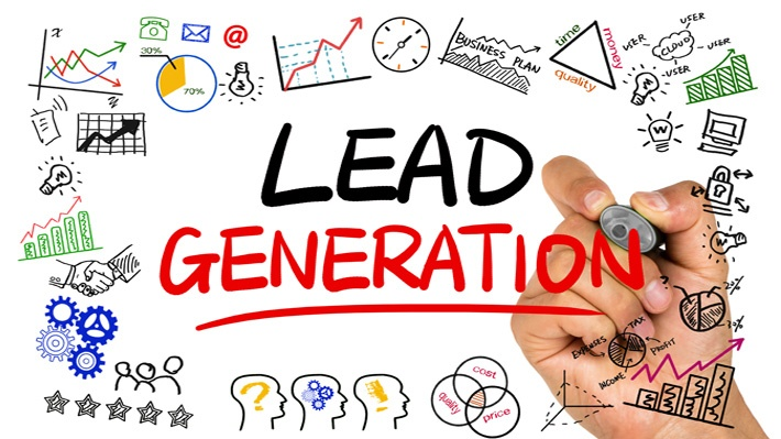 Dynamic B2B lead generation and marketing agency **Under Offer**