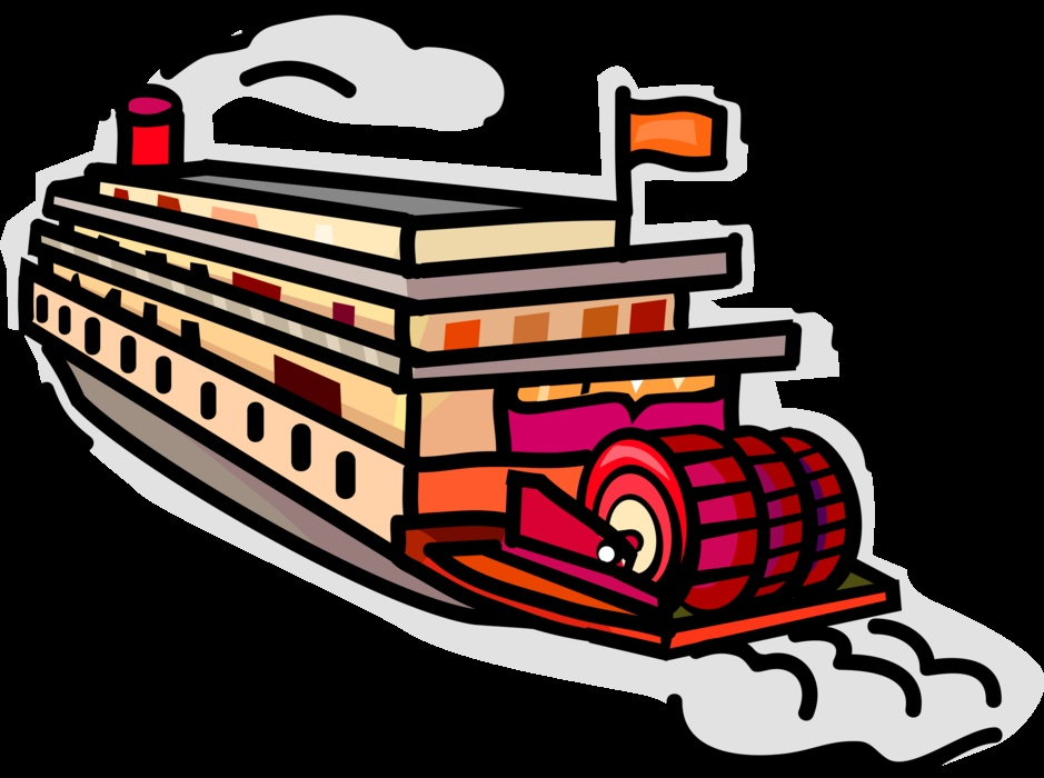 Profitable Riverboat Business With Multi Pier Access
