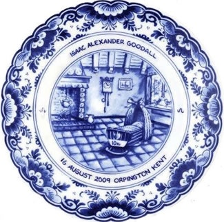 Bespoke Delft Blue Ceramics - Holland Gallery