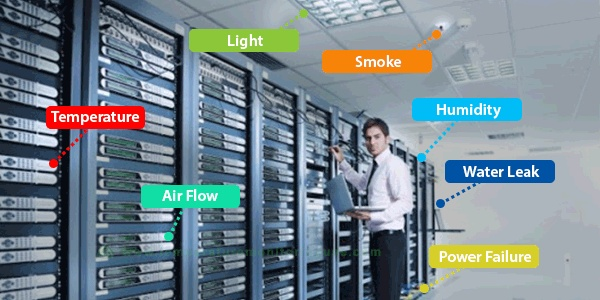 A Specialist Data Centre Monitoring Business in Surrey