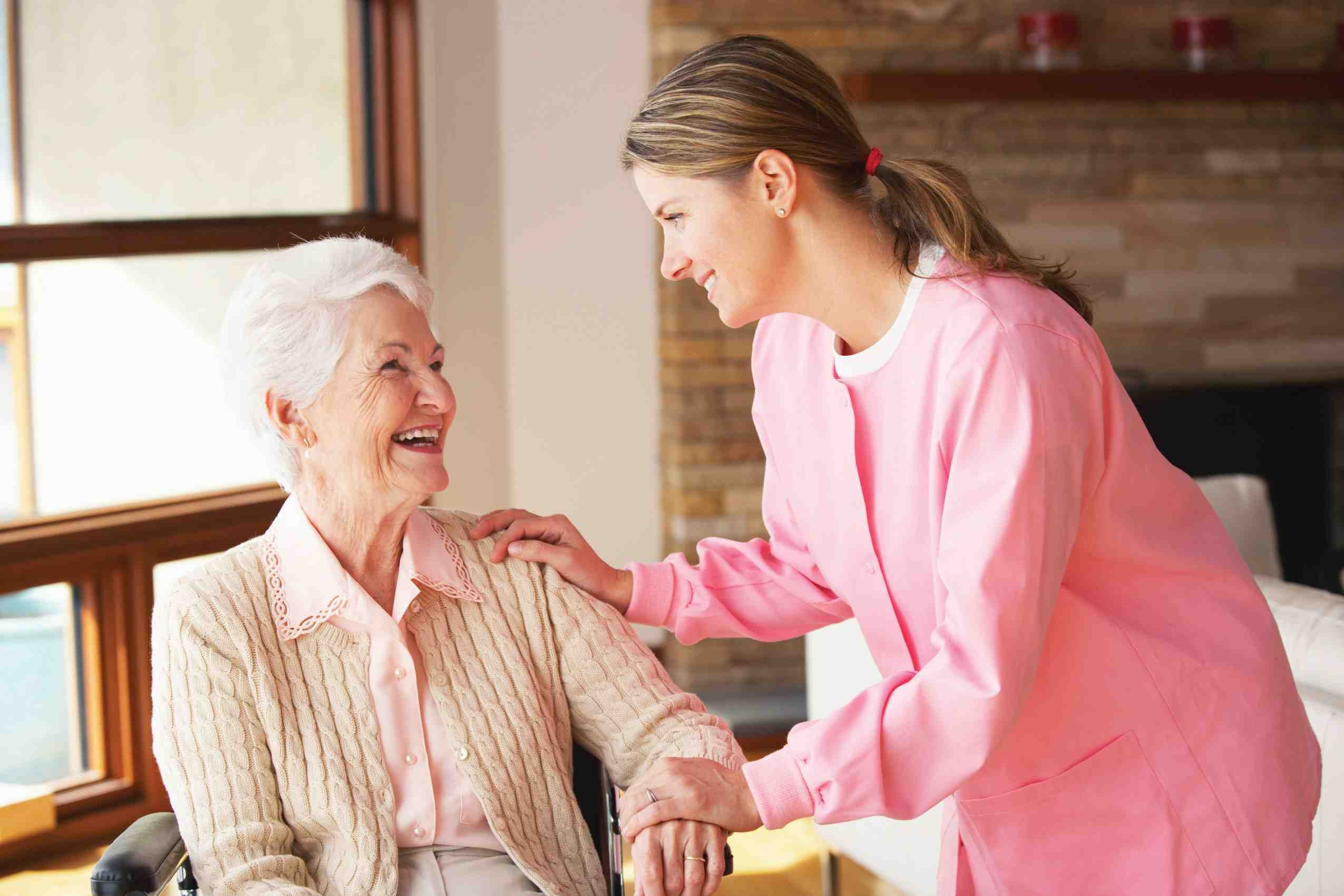 A Highly Successful and Reputable Domiciliary Care Agency