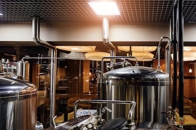 Vibrant Micro Brewery for Sale