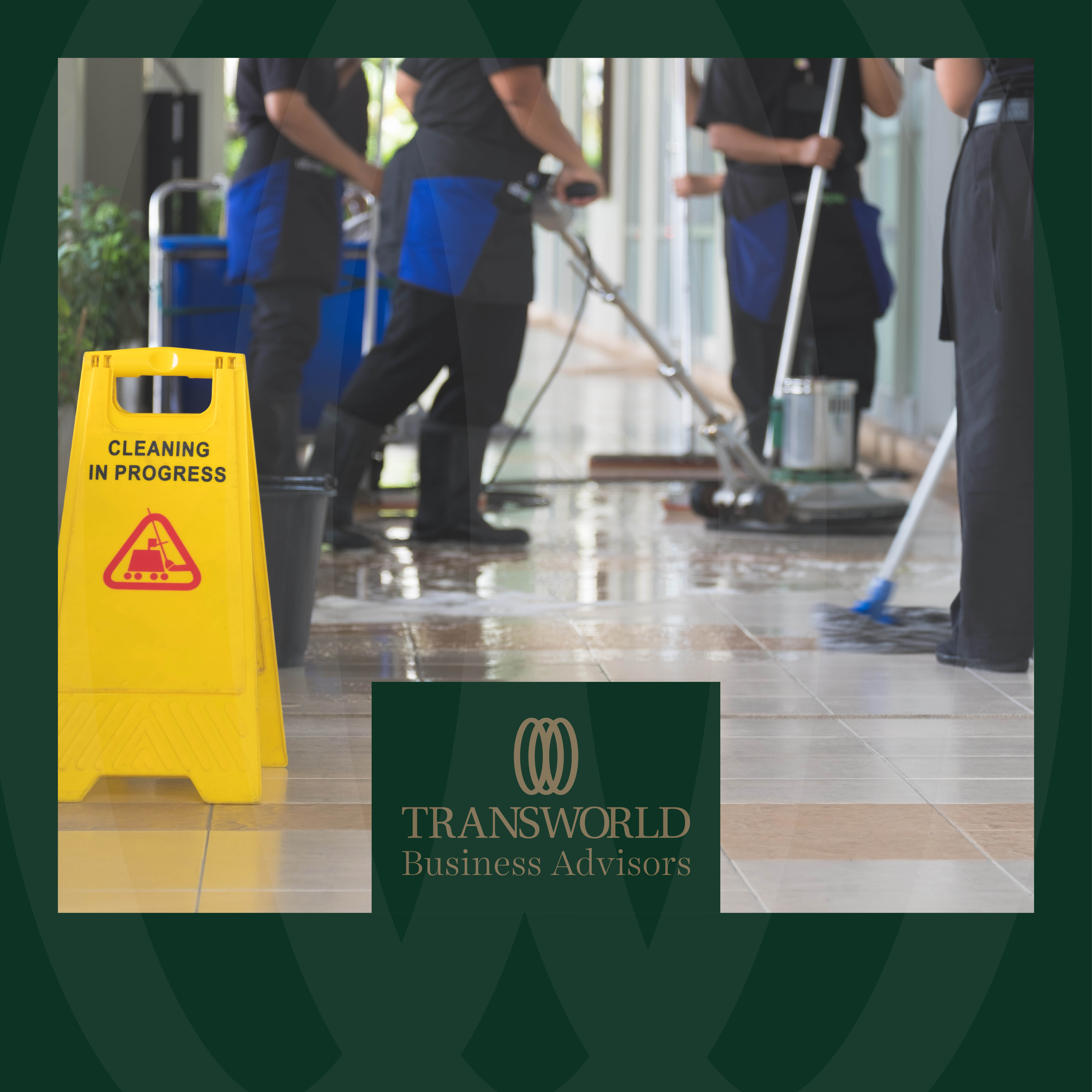 Established commercial cleaning and facilities management company