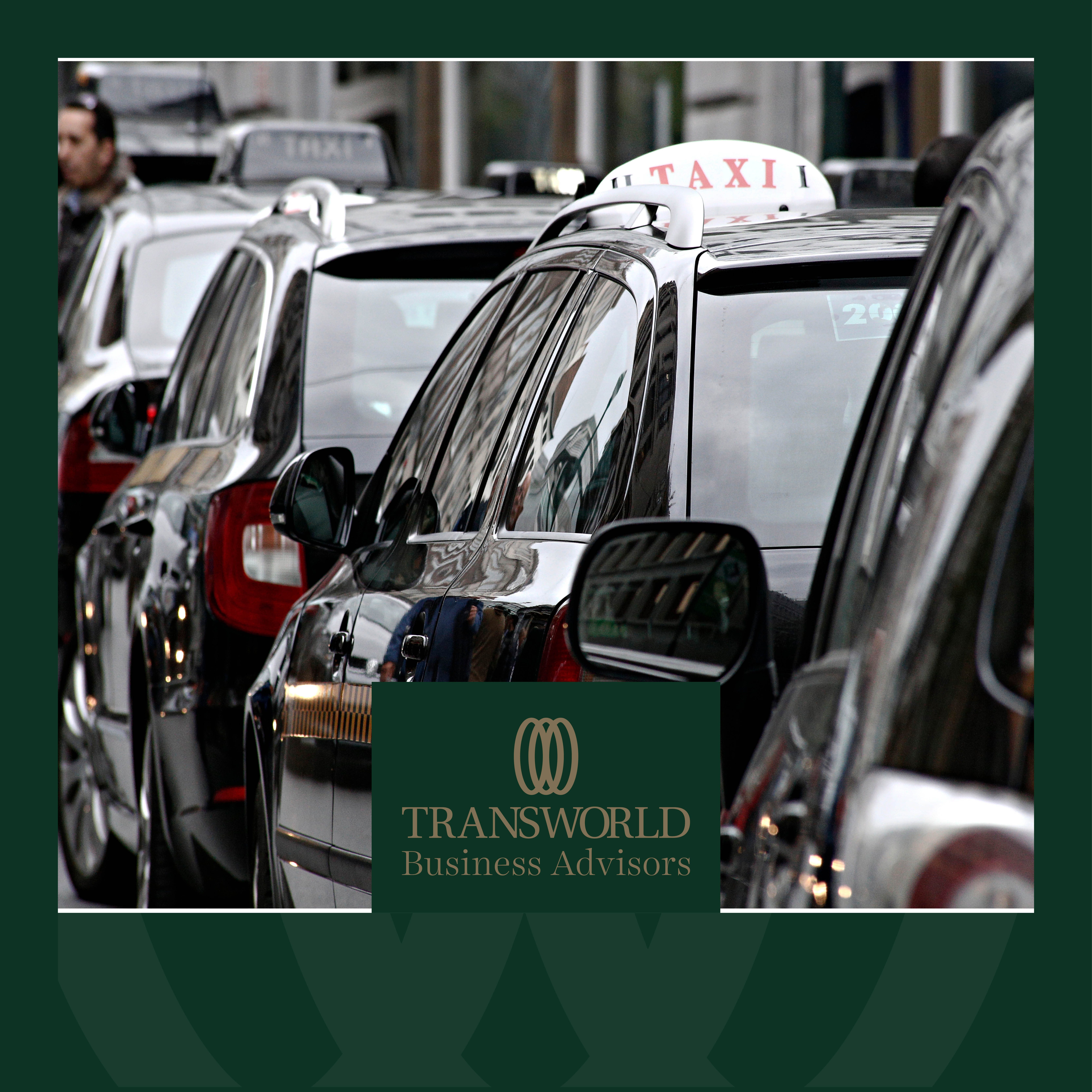 Well established Taxi Service - North of England
