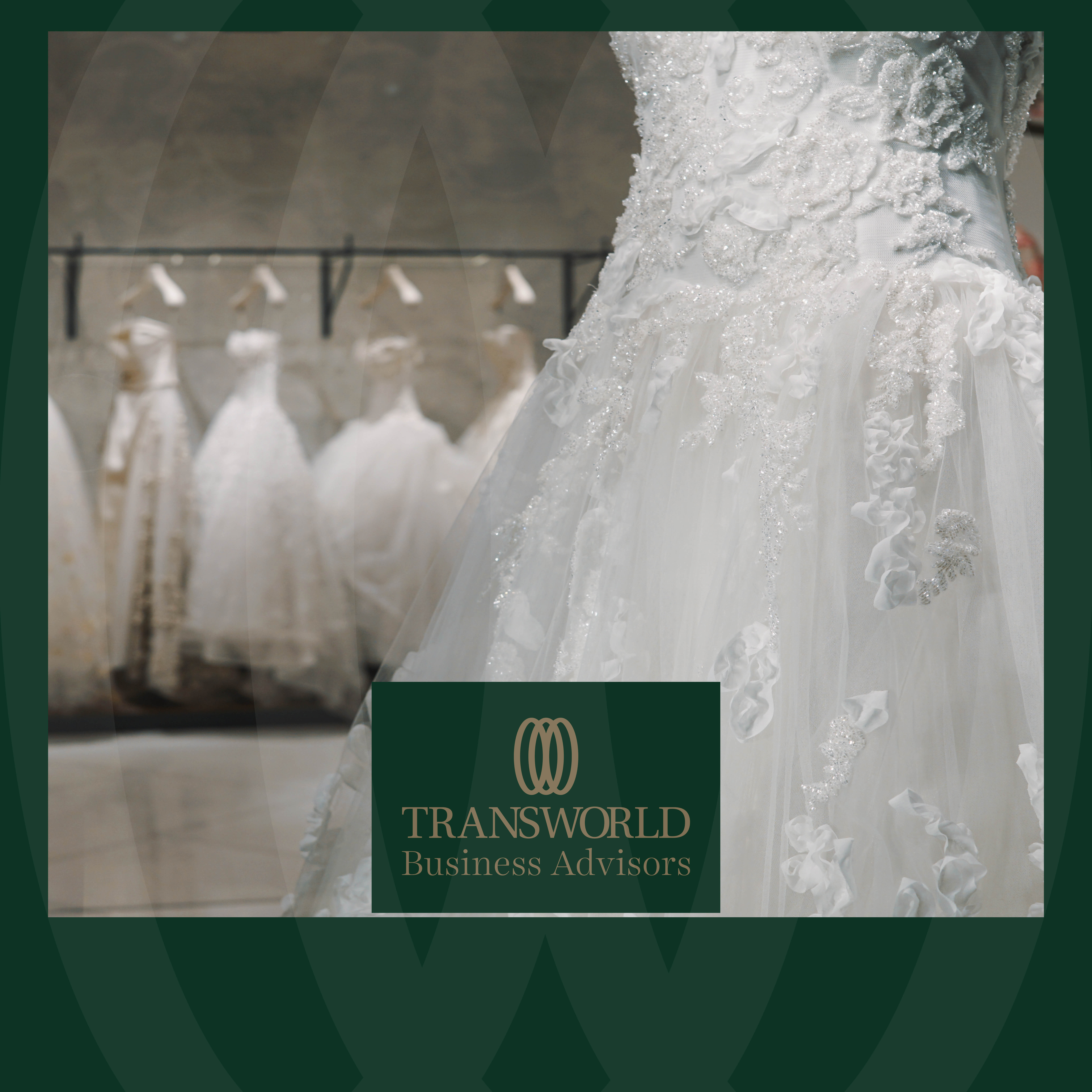 Elegant West London Bridal Shop with Heavily Discounted Stock