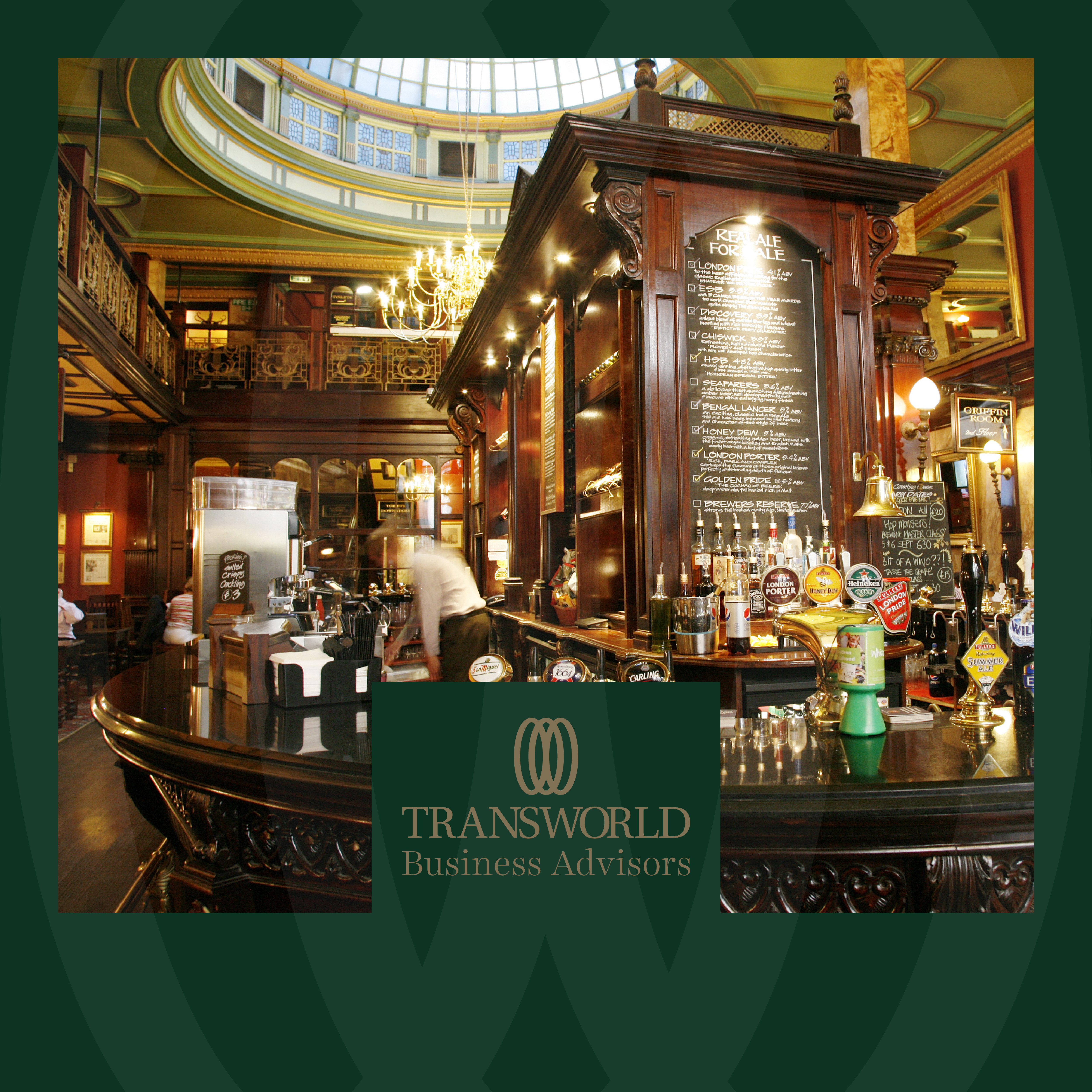 Pub (leasehold) for sale in Kensington and Chelsea