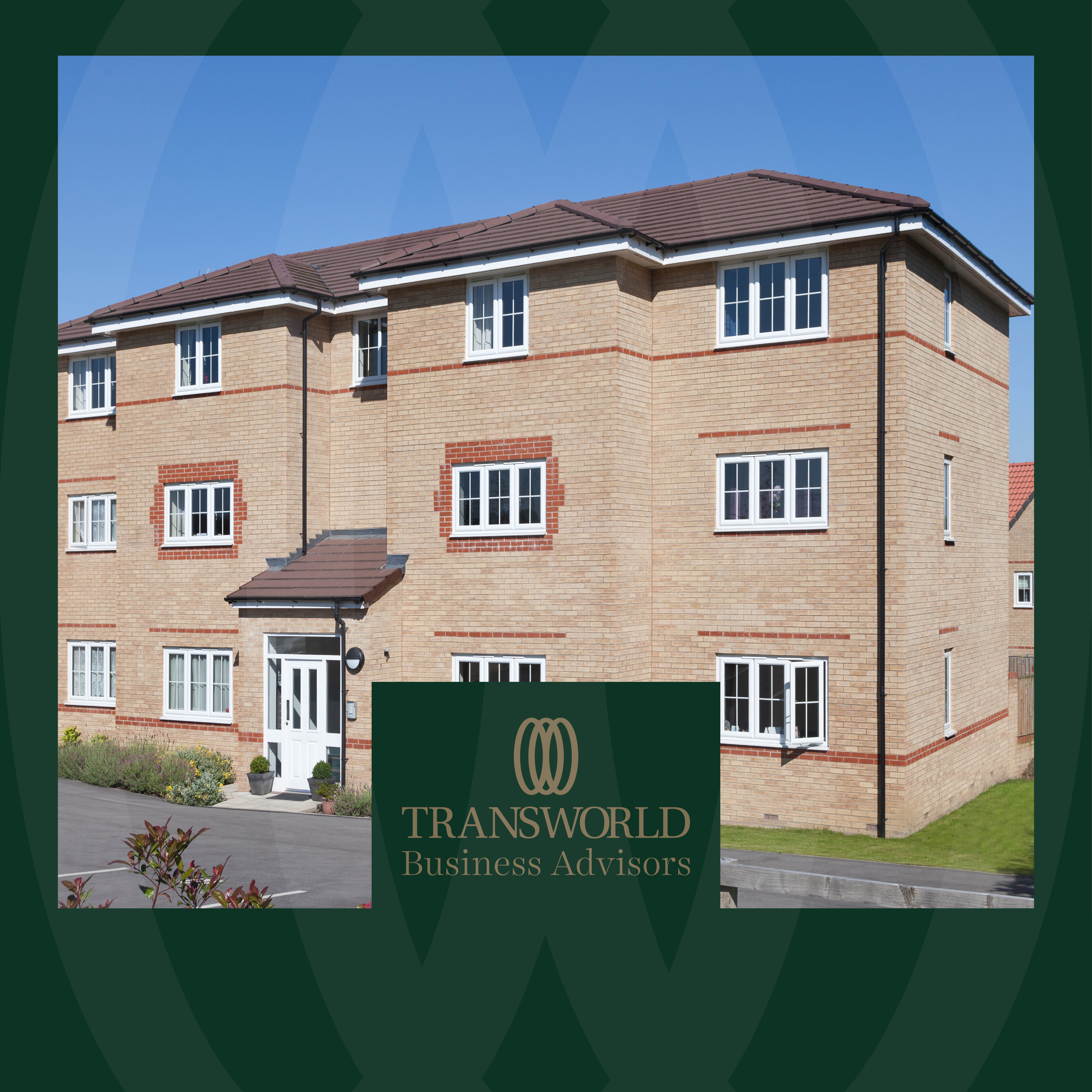 Residential group with twenty nine properties