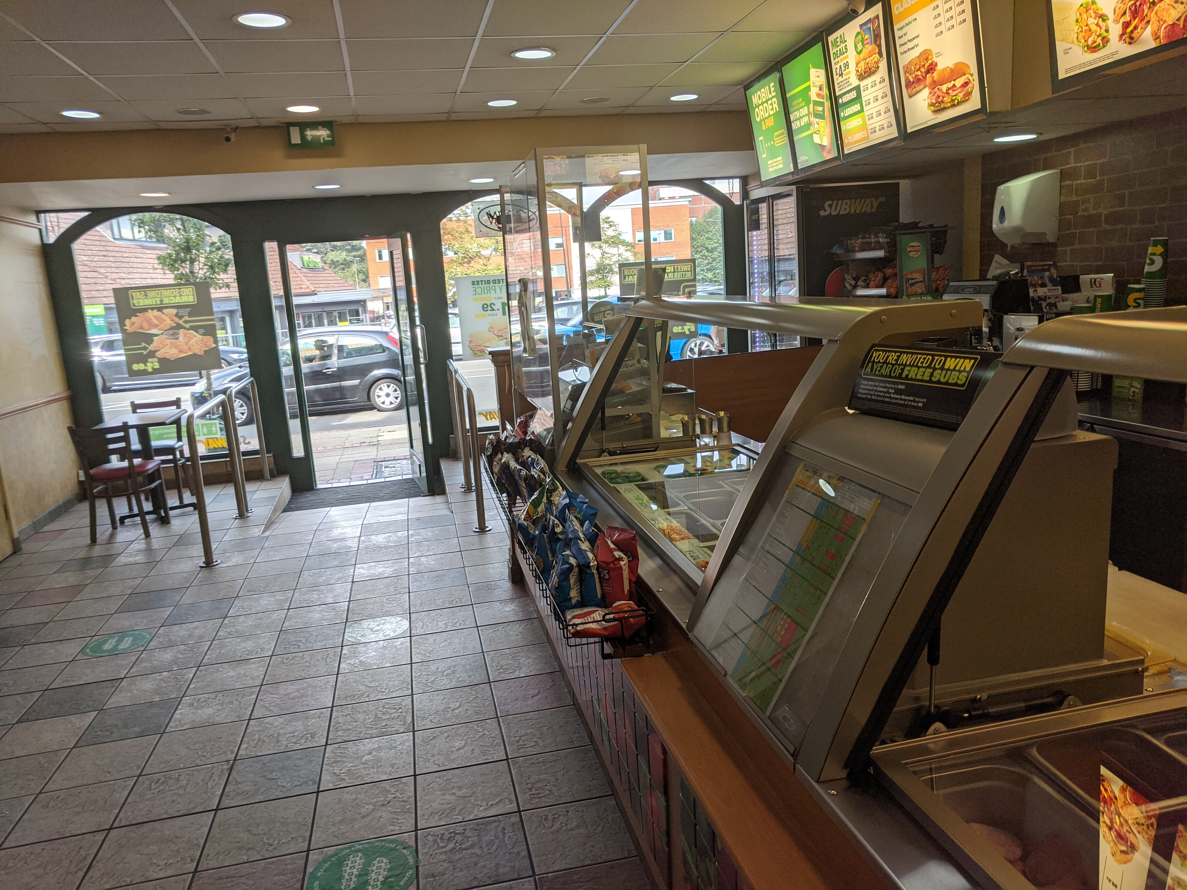 Great opportunity to buy a Subway Franchise in Surrey