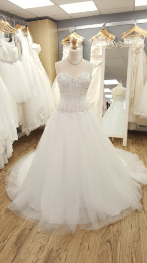 Unique wedding dress business (asset sale)