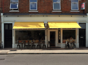 On-trend Cafe & Bistro – North London
